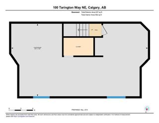 Photo 32: 100 TARINGTON Way NE in Calgary: Taradale Detached for sale : MLS®# C4243849