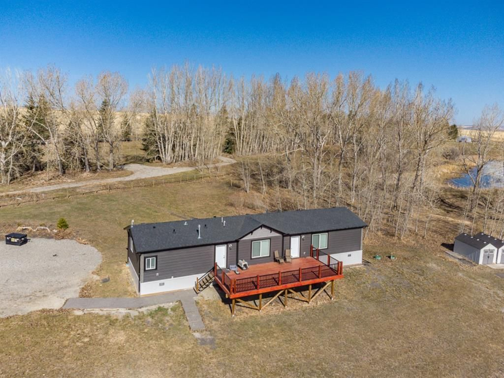 Main Photo: 200 48081 434 Avenue E: Rural Foothills County Detached for sale : MLS®# A1087574
