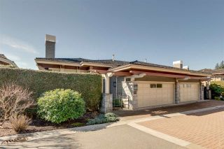 """Main Photo: 2428 CARR Lane in West Vancouver: Panorama Village Townhouse for sale in """"Salishan"""" : MLS®# R2600345"""