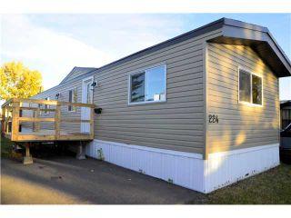 Photo 1: 224 6620 17 Avenue SE in CALGARY: Penbrooke Mobile for sale (Calgary)  : MLS®# C3562365