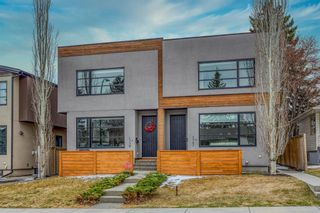 Main Photo: #1 1741 36 Avenue SW in Calgary: Altadore Row/Townhouse for sale : MLS®# A1097530