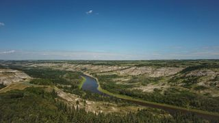Photo 1: Range Road 215: Rural Red Deer County Land for sale : MLS®# A1021672