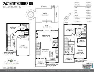 Photo 50: 247 North Shore Rd in : Du Lake Cowichan Half Duplex for sale (Duncan)  : MLS®# 886418