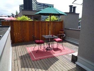 Photo 19: 1855 GREER AV in Vancouver: Kitsilano Condo for sale (Vancouver West)  : MLS®# V1068596