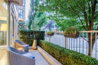 """Photo 18: 428 HELMCKEN Street in Vancouver: Yaletown Townhouse for sale in """"H & H"""" (Vancouver West)  : MLS®# R2282518"""