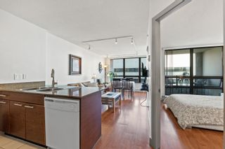 """Photo 6: 1526 938 SMITHE Street in Vancouver: Downtown VW Condo for sale in """"Electric Avenue"""" (Vancouver West)  : MLS®# R2617511"""