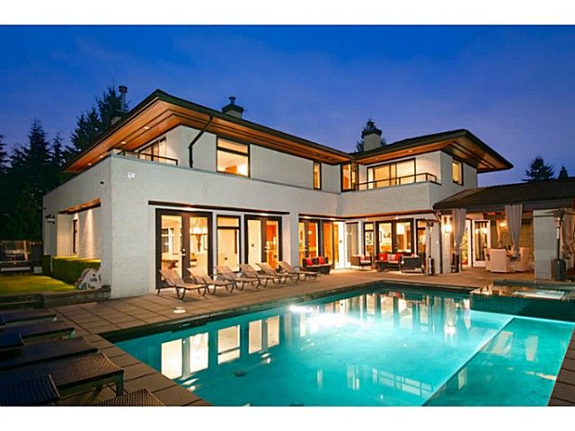 Main Photo: 627 KENWOOD RD in West Vancouver: British Properties House for sale : MLS®# V1060152