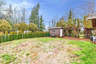 Photo 28: 34001 SHANNON Drive in Abbotsford: Central Abbotsford House for sale : MLS®# R2534712