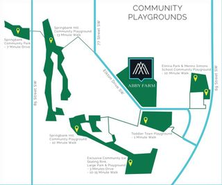 Photo 41: Abby Farm Lot #12 - 7550 Elkton Drive SW: Calgary Residential Land for sale : MLS®# A1114517