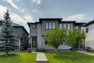 Main Photo: 651 26 Avenue NW in Calgary: Mount Pleasant Semi Detached for sale : MLS®# A1132180