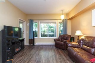 Photo 2: 105 360 Goldstream Ave in VICTORIA: Co Colwood Corners Condo for sale (Colwood)  : MLS®# 815464