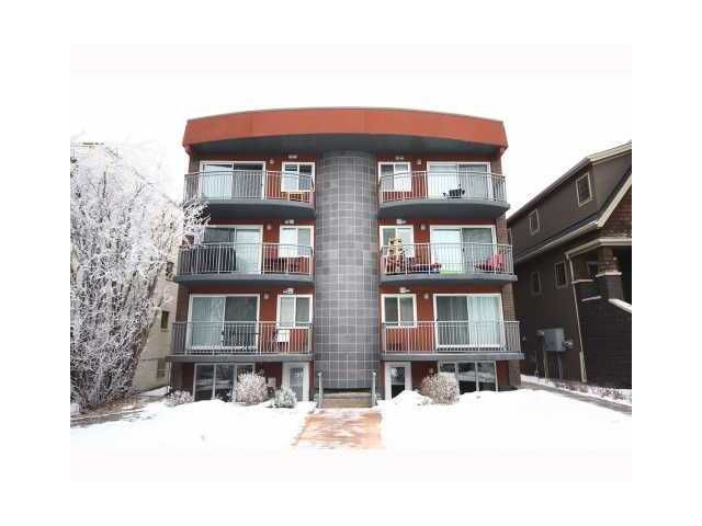 Main Photo: 201 1730 7 Street SW in CALGARY: Lower Mount Royal Condo for sale (Calgary)  : MLS®# C3607690