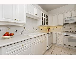 """Photo 6: 504 2580 TOLMIE Street in Vancouver: Point Grey Condo for sale in """"POINT GREY PLACE"""" (Vancouver West)  : MLS®# V743763"""