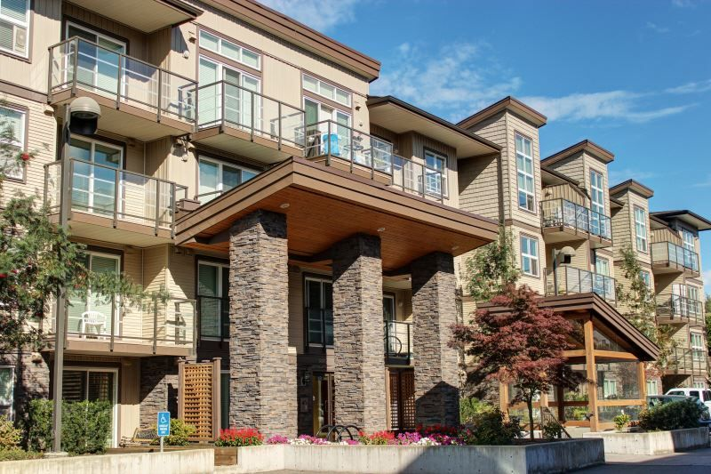 Main Photo: 110 30515 CARDINAL Avenue in Abbotsford: Abbotsford West Condo for sale : MLS®# R2119609