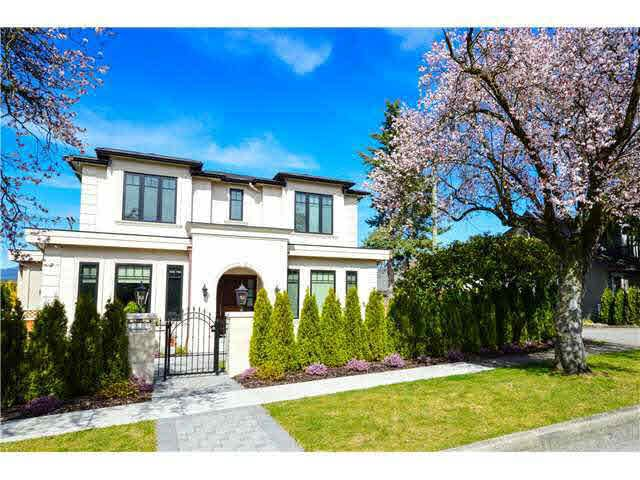 Main Photo: 2115 W 22ND AVENUE in : Arbutus House for sale : MLS®# V1122995