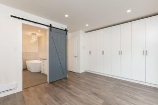 """Photo 12: 3359 FIELDSTONE Avenue in Vancouver: Champlain Heights Townhouse for sale in """"Marine woods"""" (Vancouver East)  : MLS®# R2570281"""
