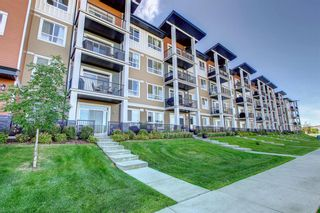 Photo 1: 204 10 Walgrove Walk SE in Calgary: Walden Apartment for sale : MLS®# A1144554