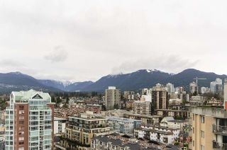 """Photo 2: 1804 145 ST. GEORGES Avenue in North Vancouver: Lower Lonsdale Condo for sale in """"Talisman Tower"""" : MLS®# R2426271"""