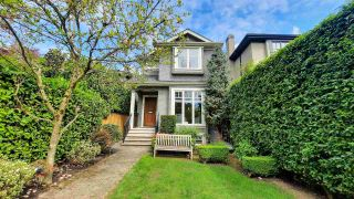 Photo 1: 3755 W 39TH Avenue in Vancouver: Dunbar House for sale (Vancouver West)  : MLS®# R2577603