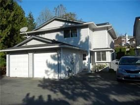 """Main Photo: 115 11255 HARRISON Street in Maple Ridge: East Central Townhouse for sale in """"RIVER HEIGHTS"""" : MLS®# R2111225"""