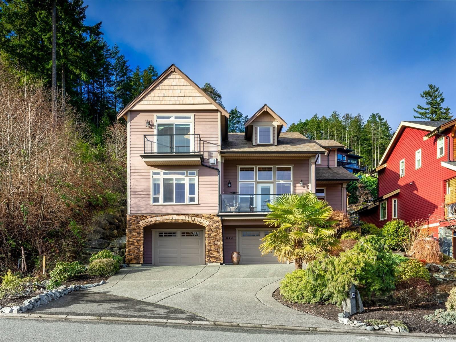 Main Photo: 842 Craig Rd in : Du Ladysmith House for sale (Duncan)  : MLS®# 863386