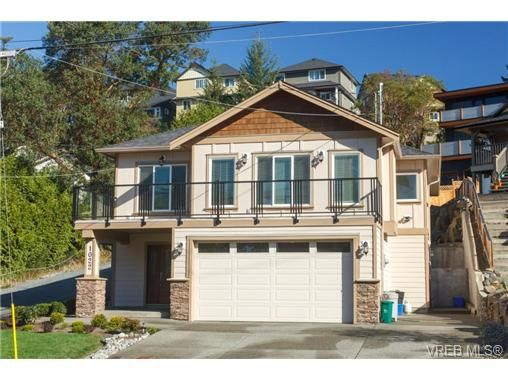 Main Photo: 1022 Citation Rd in VICTORIA: La Florence Lake House for sale (Langford)  : MLS®# 712446