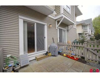 """Photo 6: 33 20159 68TH Avenue in Langley: Willoughby Heights Townhouse for sale in """"VANTAGE"""" : MLS®# F2812376"""