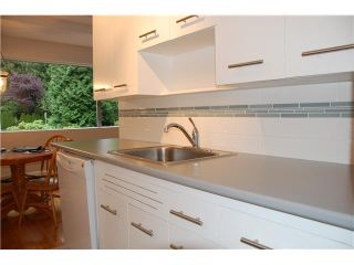 Photo 5: 109 2290 MARINE Drive in West Vancouver: Dundarave Condo for sale : MLS®# V848027
