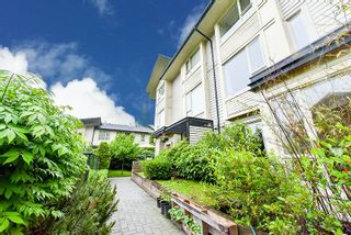 Photo 2: 98 9229 UNIVERSITY Crescent in Burnaby: Simon Fraser Univer. Townhouse for sale (Burnaby North)  : MLS®# R2179204