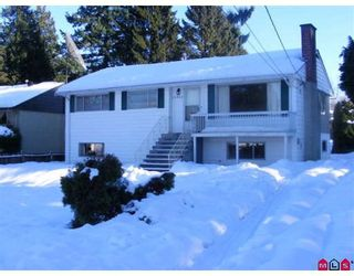 """Photo 1: 14945 KEW Drive in Surrey: Bolivar Heights House for sale in """"BIRDLAND"""" (North Surrey)  : MLS®# F2833810"""