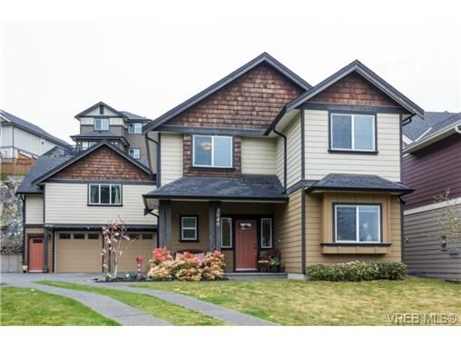 Main Photo: 3040 Arado Crt in VICTORIA: La Westhills House for sale (Langford)  : MLS®# 727167