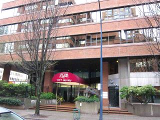 "Photo 2: 1003 1177 HORNBY Street in Vancouver: Downtown VW Condo for sale in ""London Place"" (Vancouver West)  : MLS®# R2438307"
