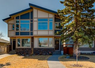 Main Photo: 953 40 Avenue NW in Calgary: Cambrian Heights Semi Detached for sale : MLS®# A1074426