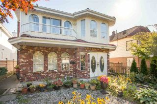 Photo 1: 4334 ST. CATHERINES Street in Vancouver: Fraser VE House for sale (Vancouver East)  : MLS®# R2413166