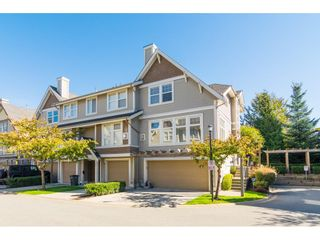 Photo 1: 23 6588 188 STREET in Surrey: Cloverdale BC Townhouse for sale (Cloverdale)  : MLS®# R2311211