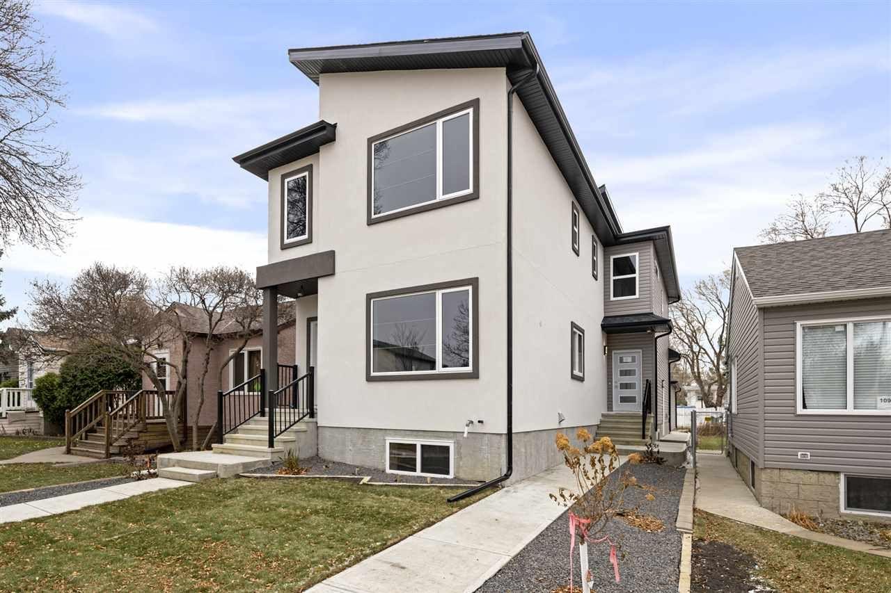 Main Photo: # 2 10917 68 Avenue in Edmonton: Zone 15 Duplex Front and Back for sale : MLS®# E4233427