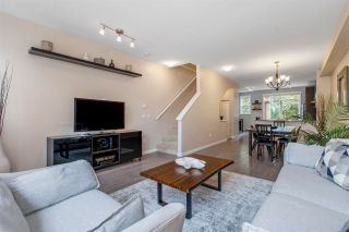 """Photo 1: 32 14838 61 Avenue in Surrey: Sullivan Station Townhouse for sale in """"SEQUOIA"""" : MLS®# R2586510"""
