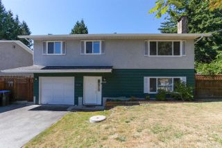 Photo 1: 3805 CLEMATIS Crescent in Port Coquitlam: Oxford Heights House for sale : MLS®# R2200625