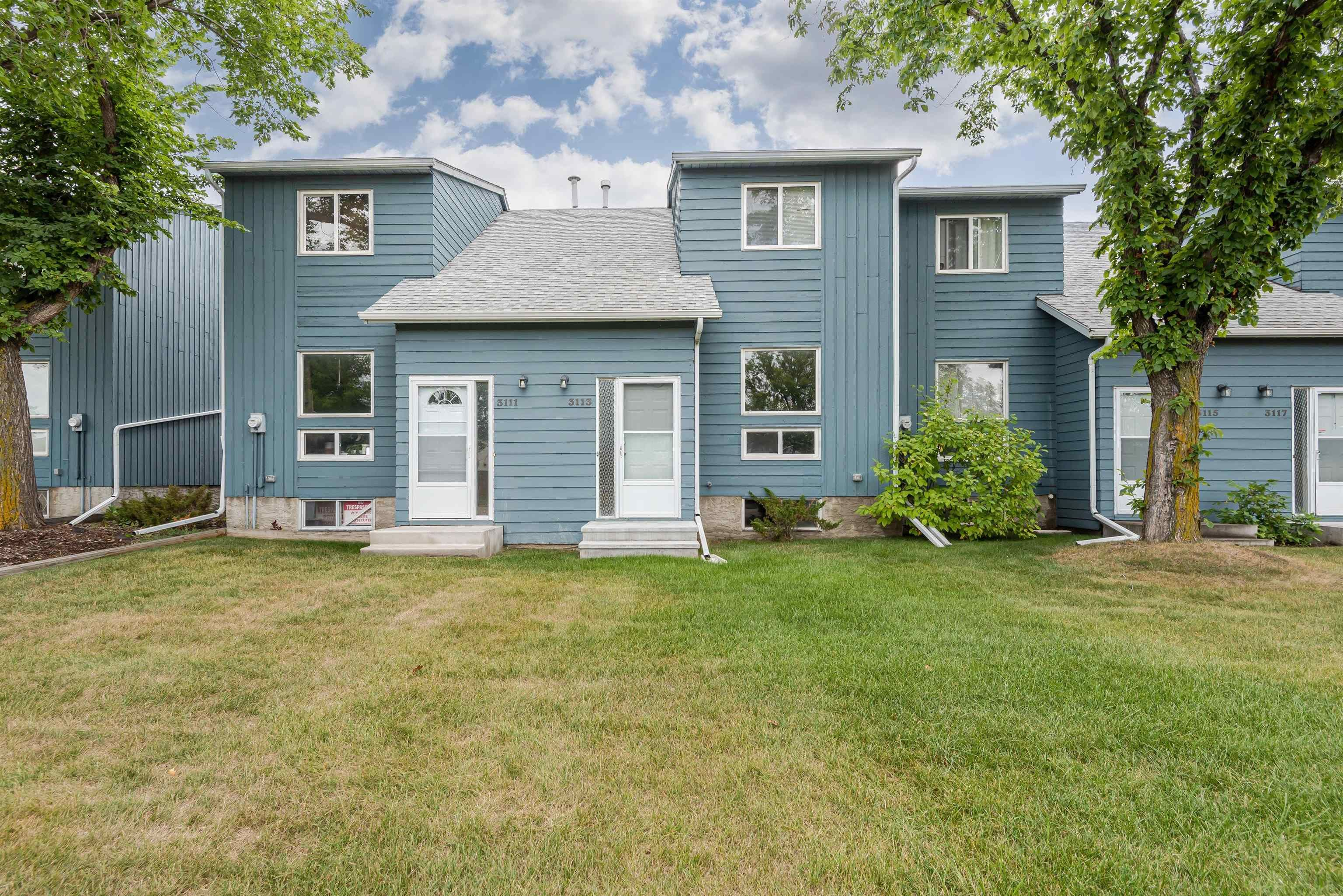 Main Photo: 3113 144 Avenue in Edmonton: Zone 35 Townhouse for sale : MLS®# E4260221