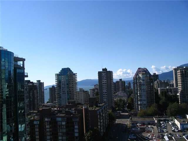 Main Photo: # 1903 789 DRAKE ST in Vancouver: Downtown VW Condo for sale (Vancouver West)  : MLS®# V1050525