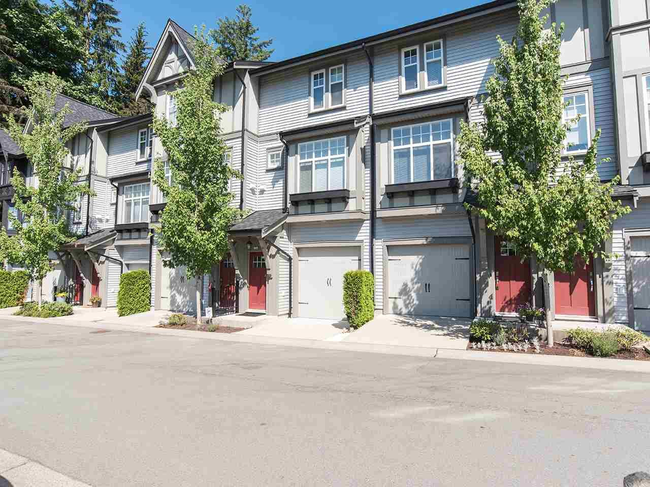 Main Photo: 74 1320 RILEY STREET in : Burke Mountain Townhouse for sale : MLS®# R2190941