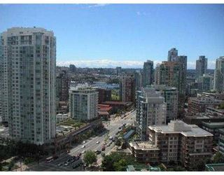 """Photo 2: 2708 1008 CAMBIE ST in Vancouver: Downtown VW Condo for sale in """"WATERWORKS"""" (Vancouver West)  : MLS®# V547059"""