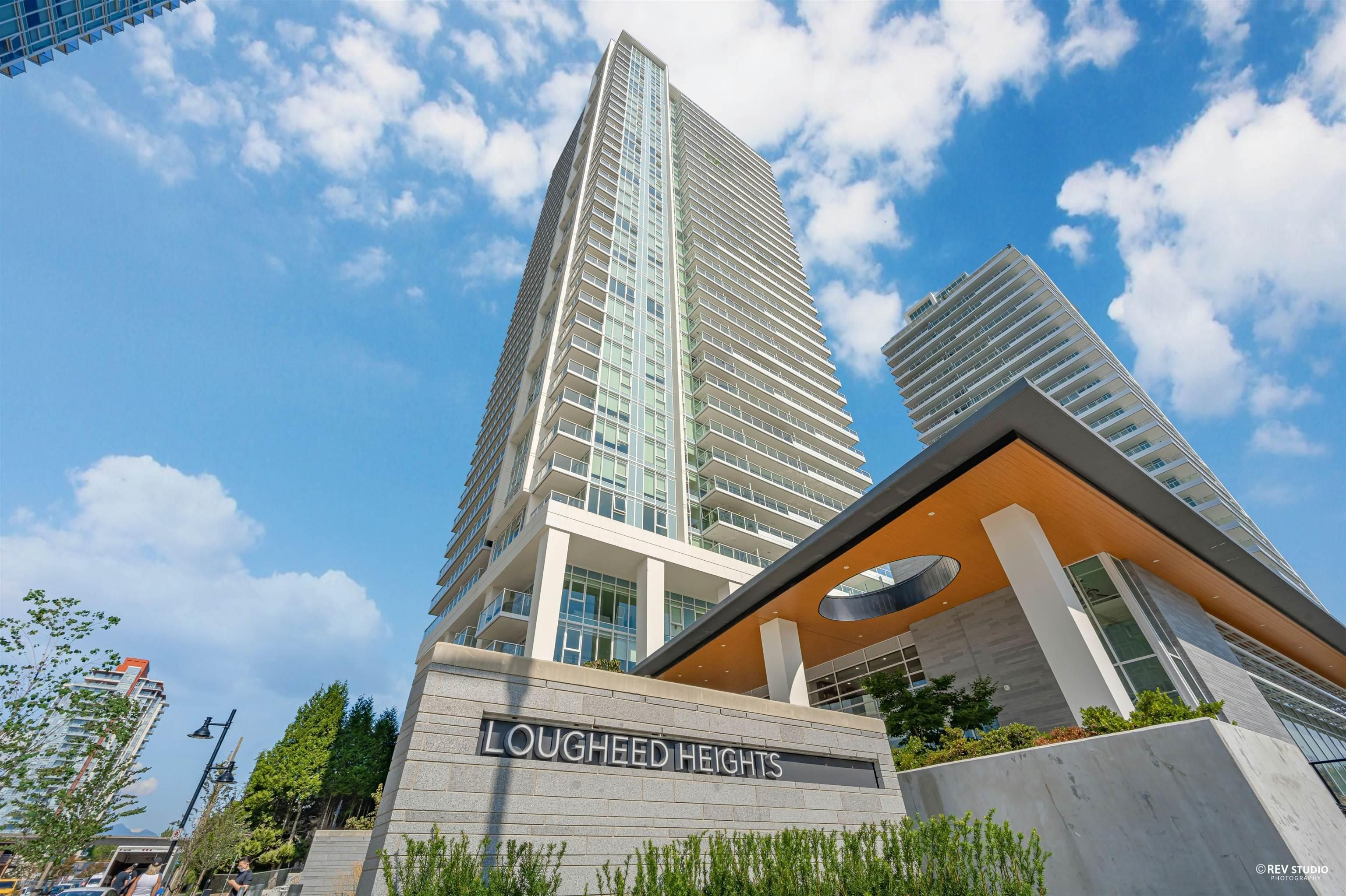"""Main Photo: 1810 525 FOSTER Avenue in Coquitlam: Coquitlam West Condo for sale in """"LOUGHEED HEIGHTS 2"""" : MLS®# R2621298"""