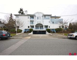 "Photo 1: 301 820 HABGOOD Street in White_Rock: White Rock Condo for sale in ""VILLA DADANELLS"" (South Surrey White Rock)  : MLS®# F2905563"