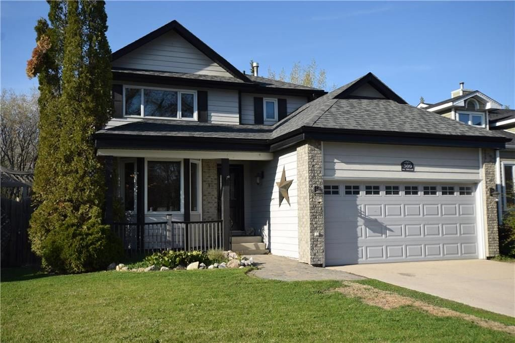 Main Photo: 309 Thibault Street in Winnipeg: St Boniface Residential for sale (2A)  : MLS®# 202008254
