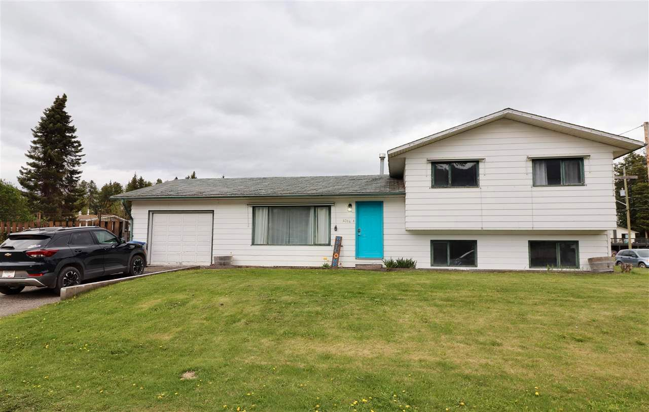 Main Photo: 4314 ALFRED Avenue in Smithers: Smithers - Town House for sale (Smithers And Area (Zone 54))  : MLS®# R2581542