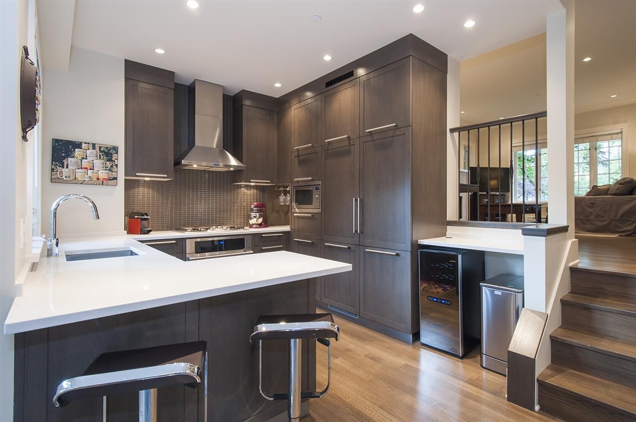 Photo 12: Photos: 1955 W 12TH AVENUE in Vancouver: Kitsilano Townhouse for sale (Vancouver West)  : MLS®# R2079605