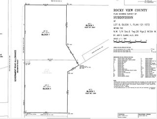 Photo 2: 25255 Bearspaw Place in Rural Rocky View County: Rural Rocky View MD Land for sale : MLS®# A1013795