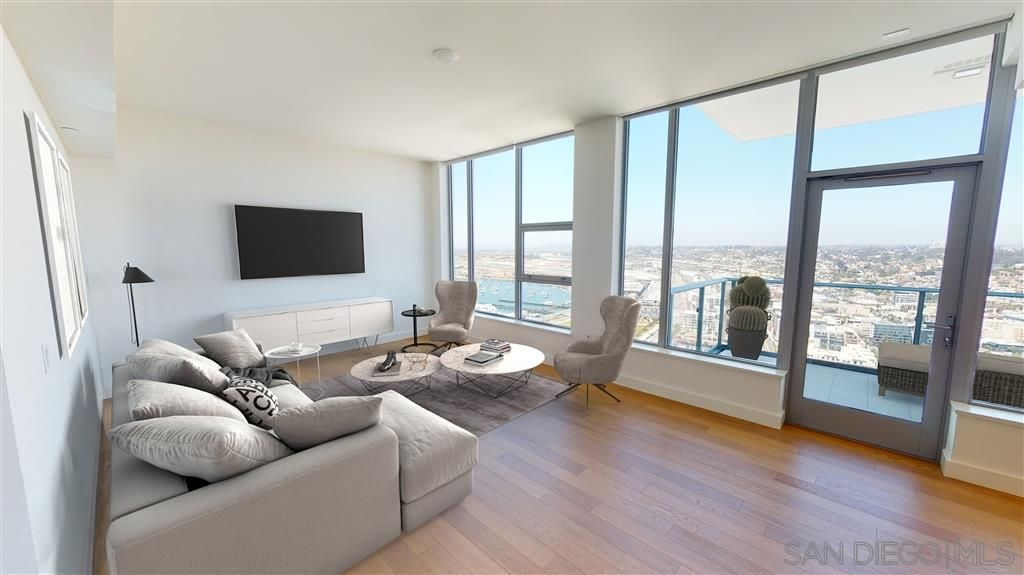 Main Photo: DOWNTOWN Condo for rent : 2 bedrooms : 1388 KETTNER BLVD #3602 in San Diego