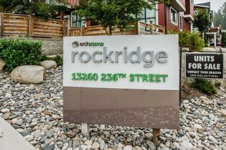 """Photo 35: 5 13260 236 Street in Maple Ridge: Silver Valley Townhouse for sale in """"Archstone at Rockridge"""" : MLS®# R2556429"""
